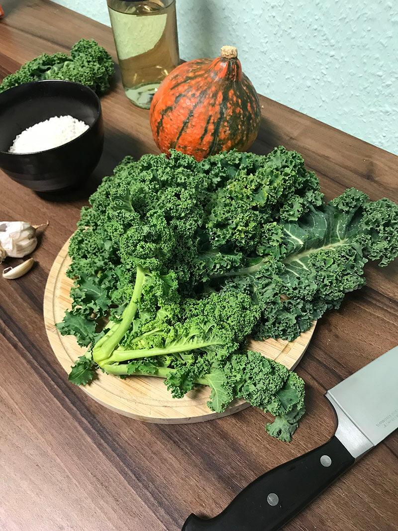 5 Gründe, warum du jetztGrünkohl essen solltest. Mit Rezept
