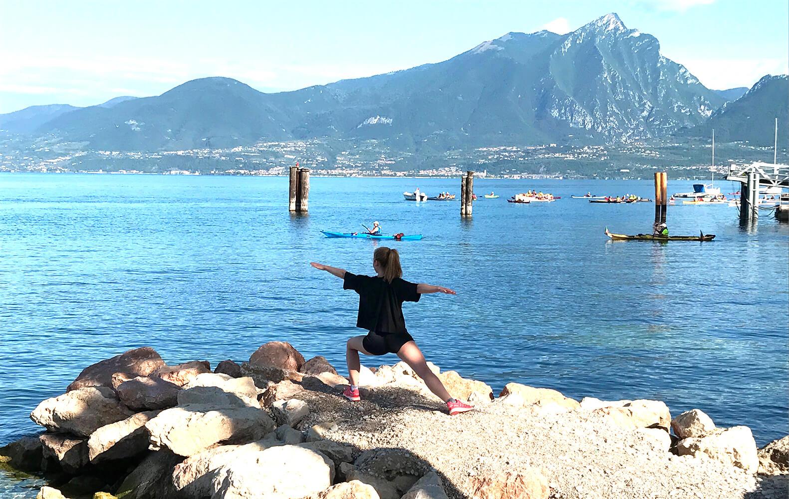 Mit Yoga zu einem neuen Mindset