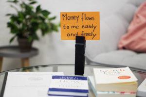 Geld Affirmation