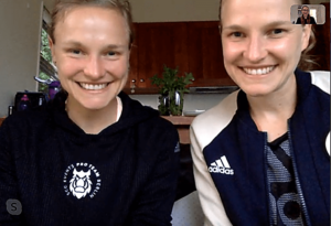 Hahner Twins - Amenorrhoe Leistungssport