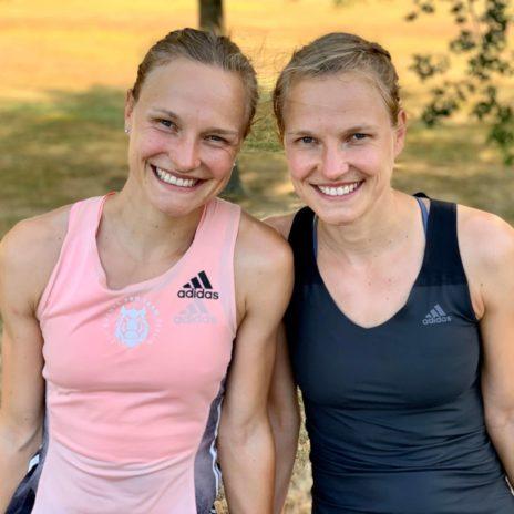Kann man trotz Leistungssport seine Periode haben, Anna und Lisa Hahner?